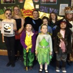 World Book Day winners!